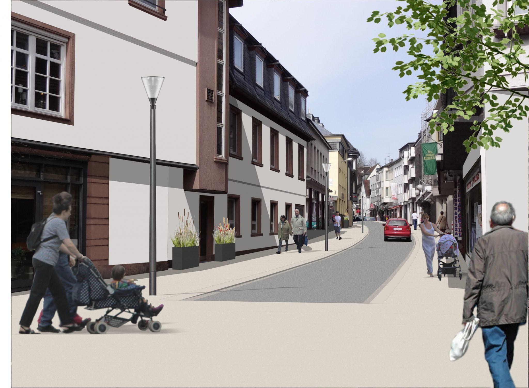 Umbau Ennester Straße