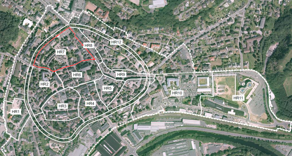 HR7: Das grüne Altstadtquartier