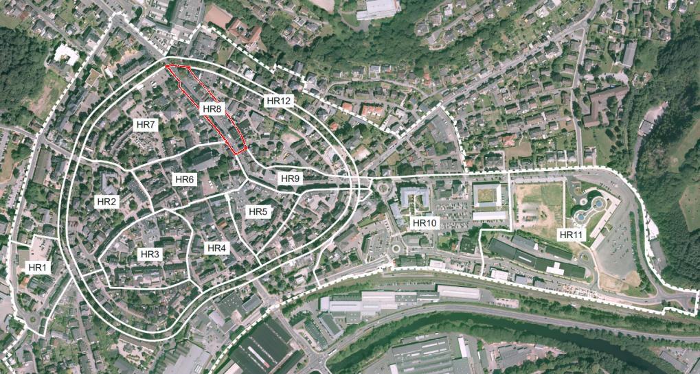 HR8: Die vielseitige Einkaufsstraße