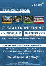 2.Stadtkonferenz