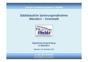 2015-11-05 - Präsentation IBoMa