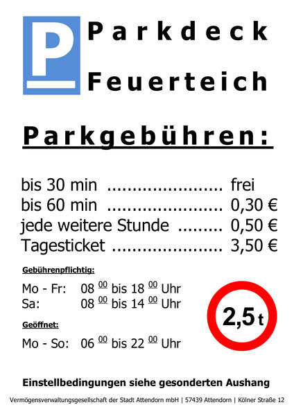 M 1.1.4. Parkdeck Feuerteich — Innenstadt 2022 – Innenstadtentwicklungskonzept