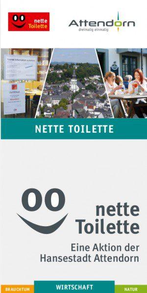 Nette Toilette_Titelseite