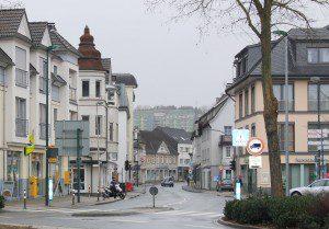 An der Gestaltung der Innenstadteingänge in Attendorn – hier das Niederste Tor – können sich die Bürgerinnen und Bürger der Hansestadt mit Ideen beteiligen.