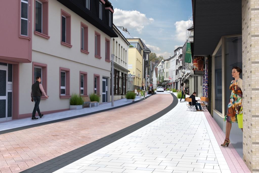 """Planung der """"Ennester Straße"""""""
