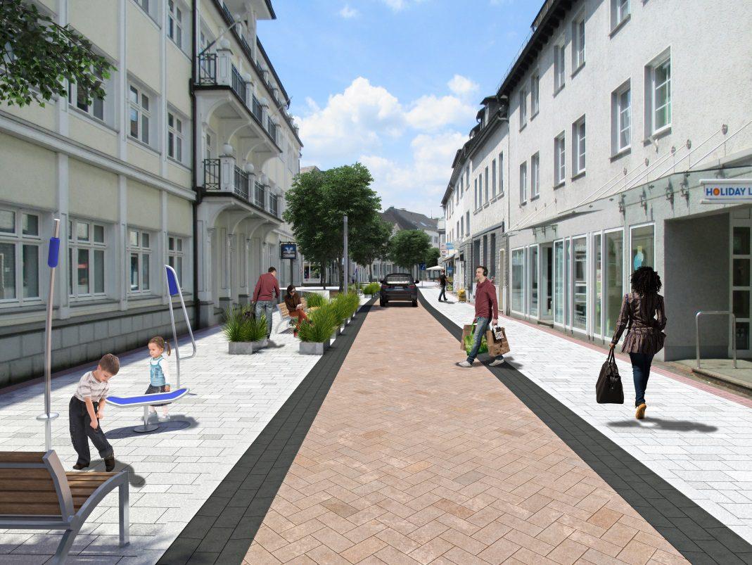 Visualisierung_Niederste Straße