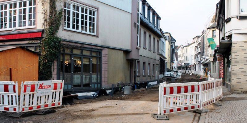 """Umbau der """"Ennester Straße"""""""