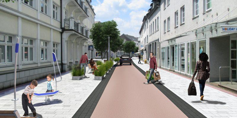 """Planung der """"Niederste Straße"""""""