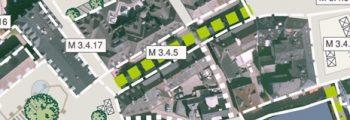 M 3.4.05 Mittelabschnitt Fussgängerzone Kölner Strasse