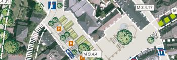 M 3.4.04 Kloster- und Rathausplatz