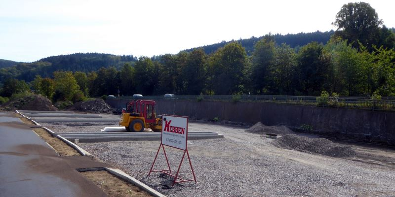 Parkplatz Mühlwiese