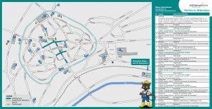 Hier können SIe parken - Parkplatzplan attendorn 2019