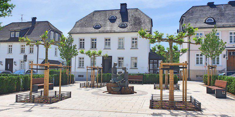 Klosterplatz Attendorn