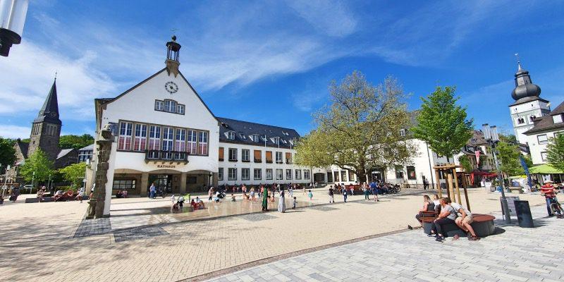 Rathausplatz Attendorn